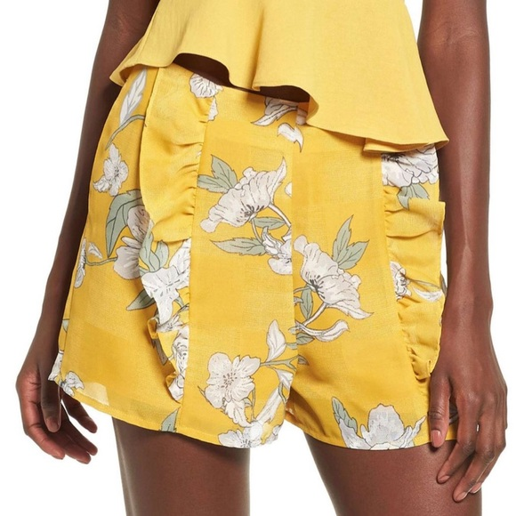 Chriselle Lim X J.O.A shorts